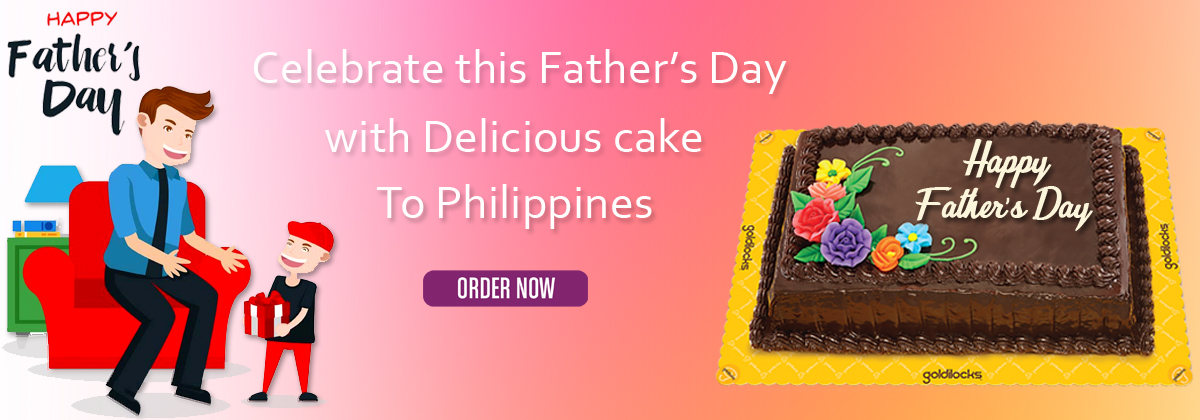 Send Father's Day Flower and Gift To Philippines