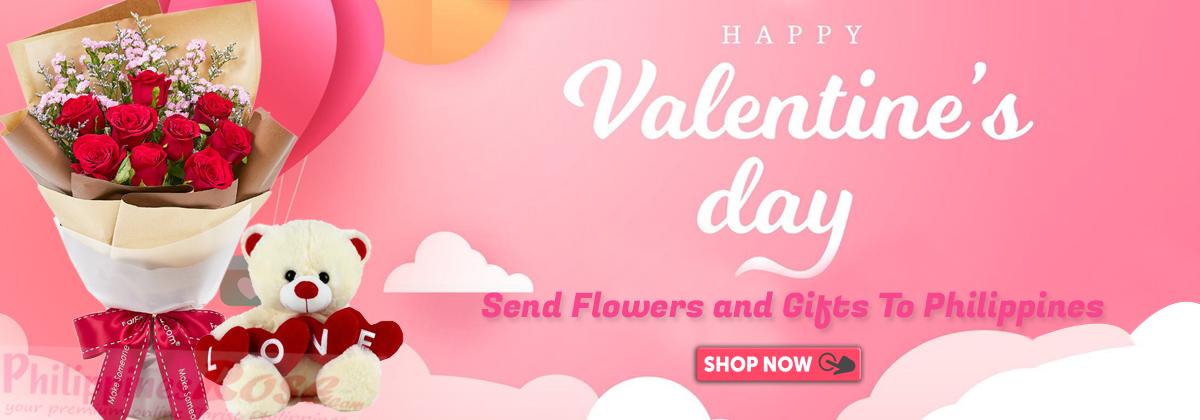 Send Valentine Gifts To Philippines