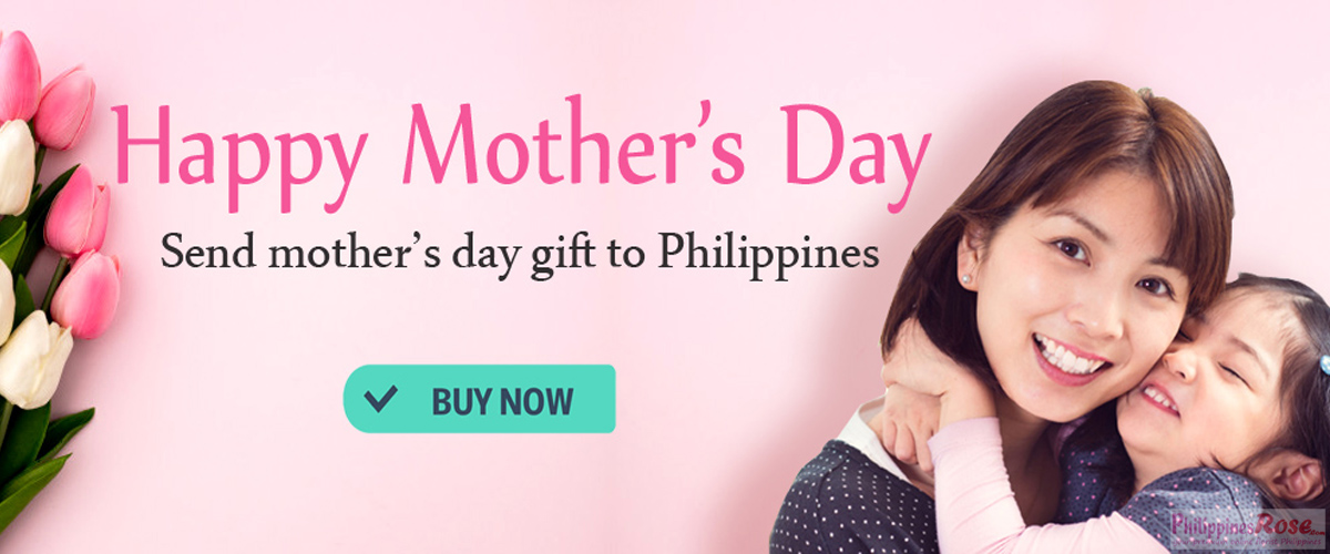 Send Mother's day Gift To Philippines