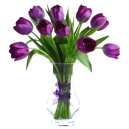 tulips in vase to philippines