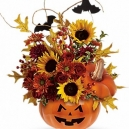 Send halloween flower and gifts to Philippines