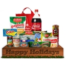 Christmas Grocery Gifts Hamper