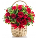 roses basket online to philippines