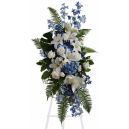 sympathy blue flowers to philippines