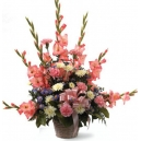 online sympathy pink flowers philippines