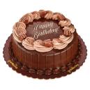 Quezon City Birthday Cake