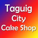 Taguig City Cake Shop