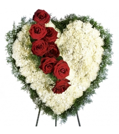 Carnations,Greenery and Roses  Send to Philippines