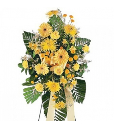 Elegant Spray Arrangement  Send to Philippines