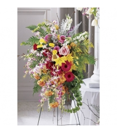 Gladiolus,Roses,Calla lilies,Stargazer lilies and Orchids   Send to Philippines