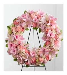 Roseate Wreath  Send to Philippines