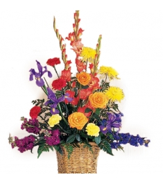 Beautiful Basket Arrangement  Send to Philippines