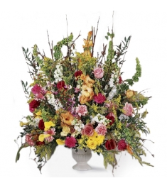 Roses,lilies,Carnations,Gerberas and Orchids  Send to Philippines