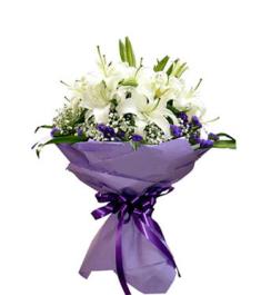5 Perfume White lilies