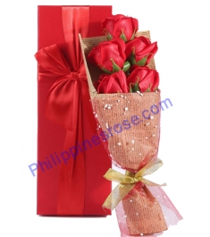 Send Ecuadorian Red Rose Box to Philippines