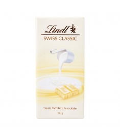 Send Lindt Swiss Classic White Chocolate 100g to Philippines