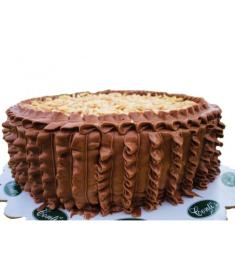 almond choco sanrival cake manila