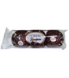 Ferrero Rondhoir 3pcs  Send to Manila Philippines