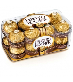 16 pcs Ferrero Rocher Chocolates Send to Manila Philippines
