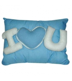 "Send Wesley Pillow w/ ""I Love You""#25 TO Philippines"