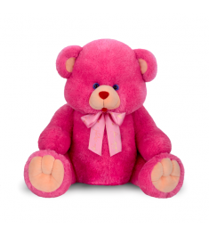 send deep pink color teddy bear to philippines