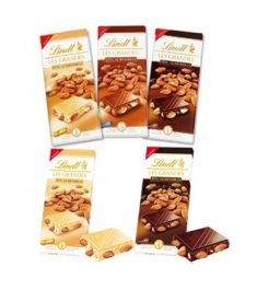 Send Lindt Les Grandes Chocolate Bars to Philippines