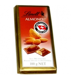 Send Lindt Almond Chocolate 100g to Philippines