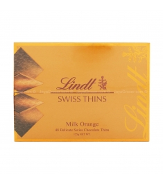 Send Lindt Orange Milk Chocolate 125g to Philippines
