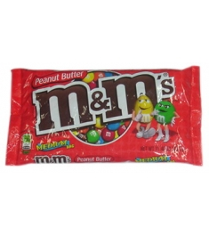 Send M & M Peanut Butter 323.2g to Philippines