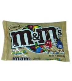 Send M & M's: Almond Chocolate Candies 280.7g  to Philippines