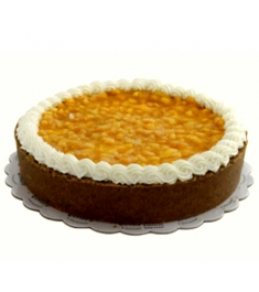 Mango Cheesecake by Contis Cake