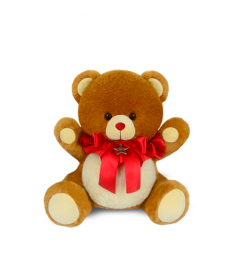 send brown color cute teddy bear to Philippines