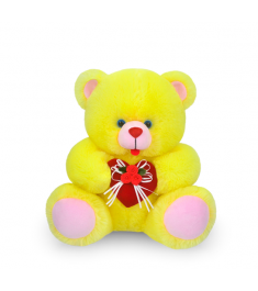 Small cute yellow color teddy bear to Philippines