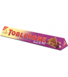 Toblerone Fruit & Nut Chocolate Bar 400g Online Order to Philippines