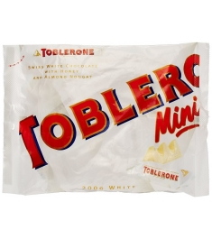 Toblerone Mini White Chocolate Pack Online Order to Philippines