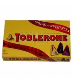 Toblerone Three Varieties in a Gift Box Online Order to Philippines