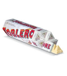 Toblerone White Chocolate Bundle Online Order to Philippines