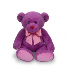 send purple color small teddy bear to Philippines