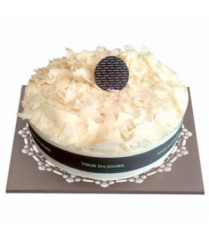 Send White Chocolate Forest Cake By Tous les Jours to Philippines