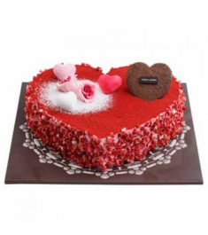 buy kiss strawberry heart cake philippines