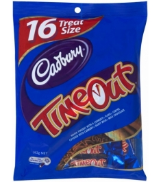 Cadbury Timeout Chocolate Pack 192g Online Order to Manila Philippines