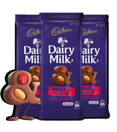 Cadbury Dairy Milk Fruit and Nut Online Order to Philippines