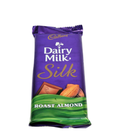 Cadbury Dairy Milk Roast Almond Chocolate Bar 1pc Online Order to Philippines