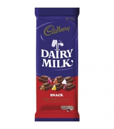 Cadbury Dairy Milk Snack 220g Online Order to Philippines