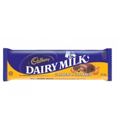 Cadbury Dairy Milk Cashew & Cookies165g Online Order to Philippines