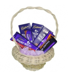Cadbury Chocolate Lover Basket Online Order to Manila Philippines