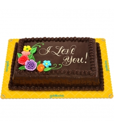 Send Chocolate Chiffon Cake By Goldilocks to Philippines