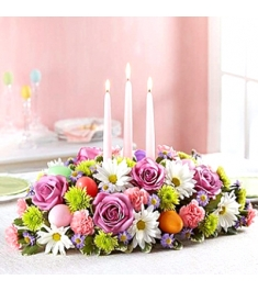 Delivery Easter Centerpiece to philippines