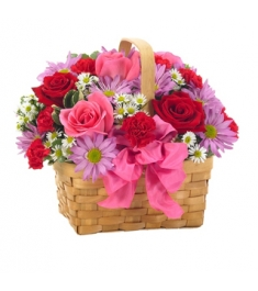 Flower Basket of Love to Philippines