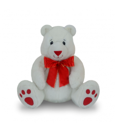 White color teddy bear to Philippines